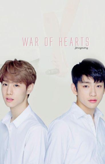 markjin | war of hearts
