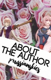 About The Author by natalyiachan
