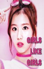 GIRLS LIKE GIRLS (TWICE, Sahyun) by thepjsjams