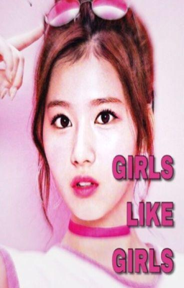 GIRLS LIKE GIRLS (TWICE, Sahyun)
