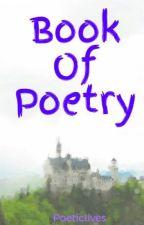 Book Of Poetry by MoonWalker_03