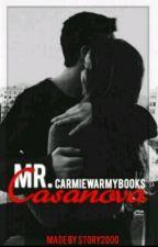 Mr. Casanova. by carmiewarmybooks
