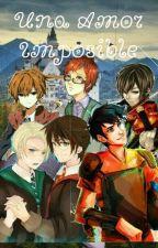 Un Amor Imposible ( Percy Weasley ) (Draco Malfoy ) by borreguita16