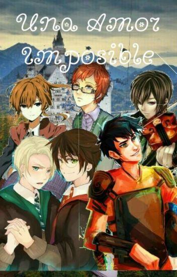 Un Amor Imposible ( Percy Weasley ) (Draco Malfoy )