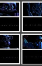 Updates On Fnaf Sister Locations by Pokezilla101