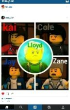 Ninjago Y Tu  by MaryShadow07