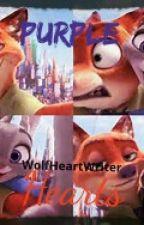Purple Hearts-A Zootopia FanFic by WolfHeartWriter