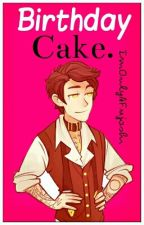 Birthday Cake. [PhillDip] (+18) by ShogaCookie