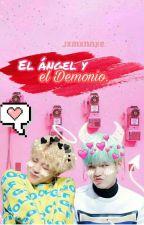 El Ángel Y El Demonio[YoonMin] by Jxmxnnxe