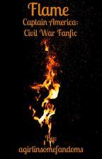 Flame//Captain America: Civil War by agirlinsomefandoms
