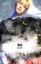 red | vkook by -sugacidal