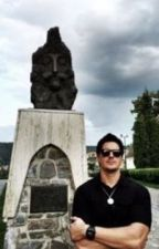 From Romania With Love ~ Zak Bagans by Sophielynn