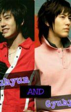 Kyuhyun And Gyuhyun by Kyunhae