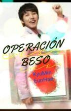 OPERACIÓN BESO  KYUMIN- EUNHAE by Liz_star