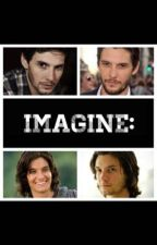 Ben Barnes Imagines by Aidanturnerimagines