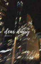 dear diary | kozume kenma x reader by MitsubieNicole