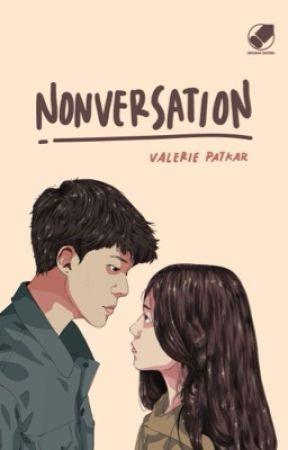 Nonversation by valeriepatkar