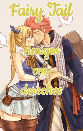 Fairy Tail/Amigos con derechos/Nalu by MariVL15