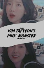 Kim Taeyeon's Pink Monster by kinglouiseeexo