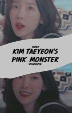 Kim Taeyeon's Pink Monster by seonhoeya