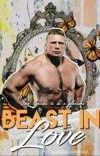 Beast In Love|Brock Lesnar by BanditAngel