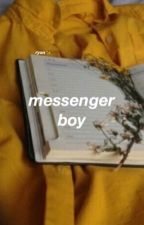 messenger boy {ryan ross} by ryxn--
