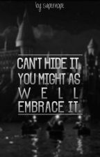 Can't hide It, you might as well embrace it. [Larry Stylinson] [Español] [AU] by fakefics_everywhere