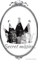 Secret mission! niam mpreg  by Willow_Endero