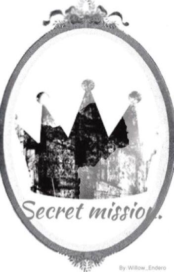 Secret mission! niam mpreg