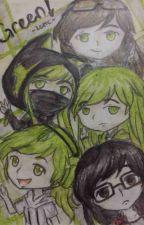 Green's Artbook (Wattpad Edition) by GreenLiunius