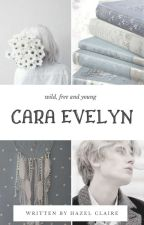 Cara Evelyn by lullabells