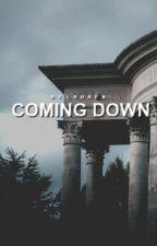 Coming Down ➢ Steve Rogers by -lovegood