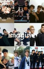 Imagine[magcon,dolan twins ....] by Ines16894