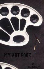 My Weird But Wonderful ArtBook by FueledByIssey