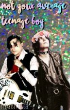 Not your average teenage boy [Frerard] by babykittengee