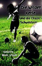 DWK und die Chaos - 'Schwestern'  by Sosoline_