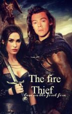The Fire Thief || سارق شعلة النار  by rewayat_Fidan