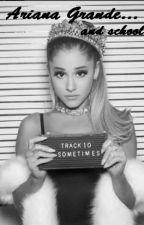 Ariana Grande and Magic life by koteczek09