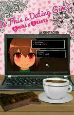 Dating Simulator - Chara X Reader by AkariHitachiin