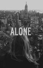 Alone by tsabitaamalia