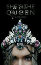 She's the queen by ScarsOnMyBody_
