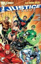 Liga da Justiça:Sem Limites by AlguemEscrevendo