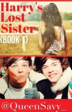 Harry's Lost Sister {Book One} by QueenSavy_