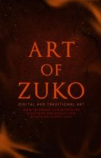 Art of Zuko by zuko_42