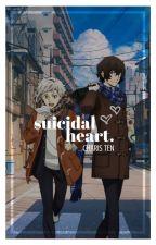 Suicidal Heart • DazAtsu by _misswritersblock