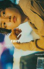Rain by syifaash_
