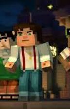 Minecraft : Adventure of Six Compagnons by paskaline2503