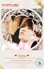 Hyung ||SEBAEK - COMPLETED|| by tohsaka_rin_h