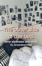 The other side of the bed. - Larry Stylinson One Shot by larryaresoulmates