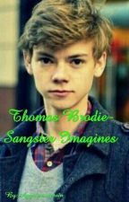 Thomas Brodie-Sangster Imagines  by Aggroprinzessin